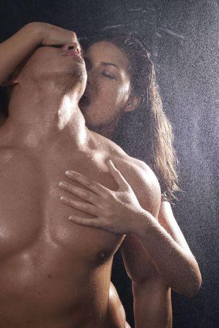 showering w u